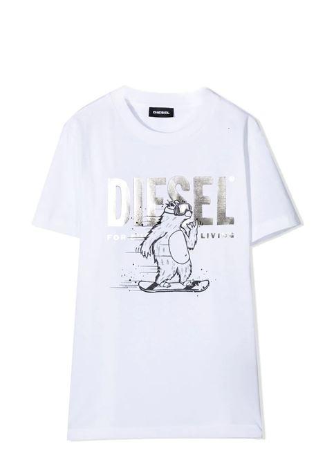 DIESEL KIDS DIESEL KIDS | T-shirt | 00J56D-00YI9K100