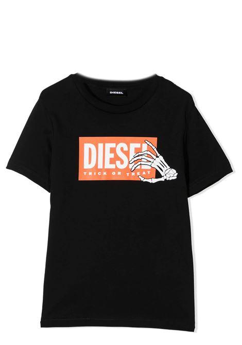 DIESEL KIDS  DIESEL KIDS | T-shirt | 00J56F-00YI9TK900