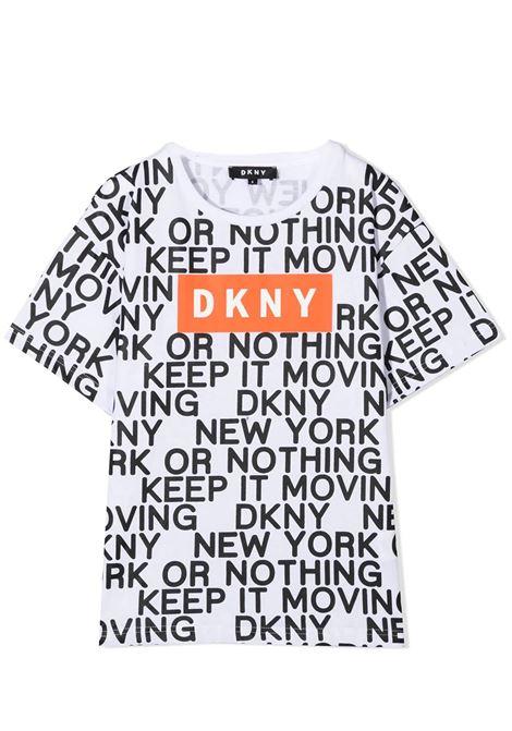 DKNY KIDS  DKNY KIDS | T-shirt | D25D02N50
