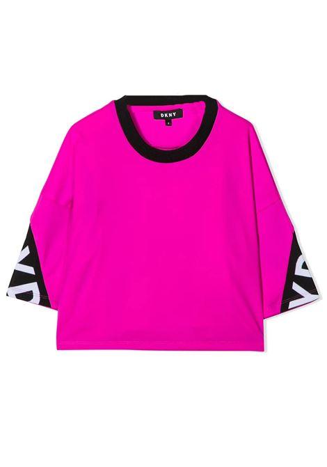 DKNY KIDS DKNY KIDS | T-shirt | D35R1049E