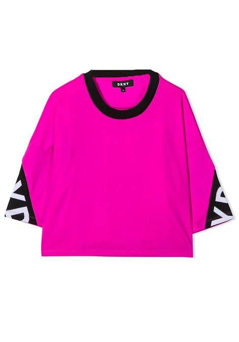 DKNY KIDS DKNY KIDS | T-shirt | D35R10T49E