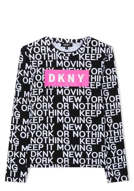 DKNY KIDS DKNY KIDS | T-shirt | D35R12M41