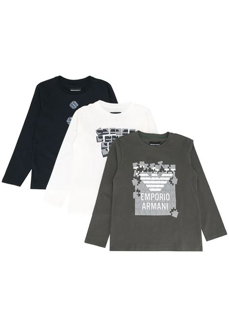 EMPORIO ARMANI KIDS EMPORIO ARMANI KIDS | T-shirt | 6H4D01-4J09Z0564