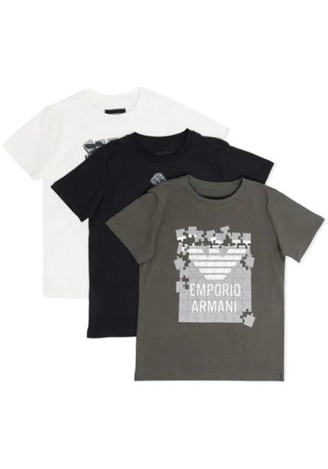 EMPORIO ARMANI KIDS  EMPORIO ARMANI KIDS | T-shirt | 6H4D11-4J09ZT0564