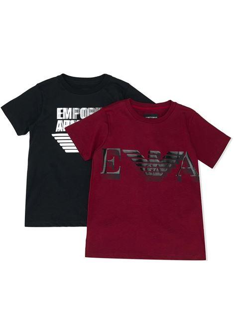 EMPORIO ARMANI KIDS  EMPORIO ARMANI KIDS | T-shirt | 6H4D22-4J09ZT0353