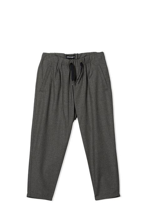 EMPORIO ARMANI KIDS  EMPORIO ARMANI KIDS | Trousers | 6H4PG5-4N4FZT0652