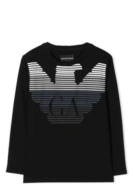 EMPORIO ARMANI KIDS  EMPORIO ARMANI KIDS   T-shirt   6H4T17-1J00ZT0999