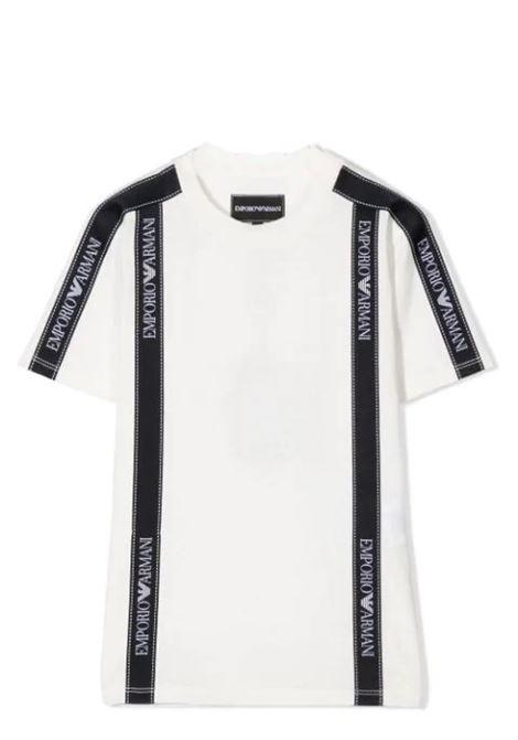 EMPORIO ARMANI KIDS  EMPORIO ARMANI KIDS   T-shirt   6H4TG4-1JTUZ0101
