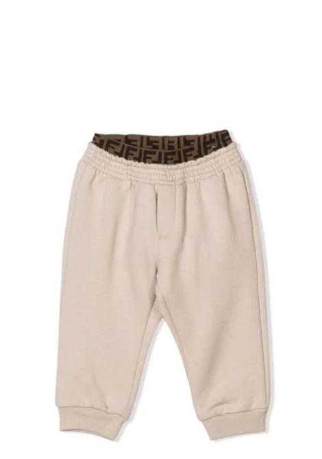 FENDI KIDS  FENDI KIDS | Trousers | BMF167  5V0F09EZ