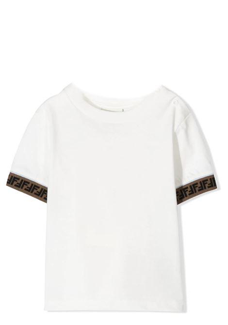FENDI KIDS  FENDI KIDS | T-shirt | BMI216 7AJF0TU9