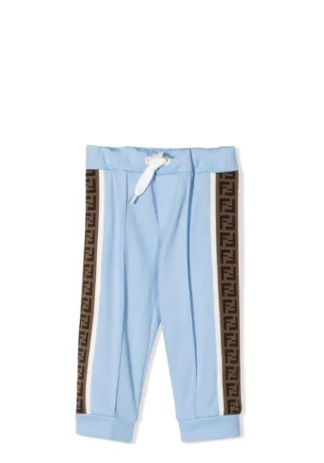 FENDI KIDS FENDI KIDS | Trousers | BUF030 A69DF1BUC