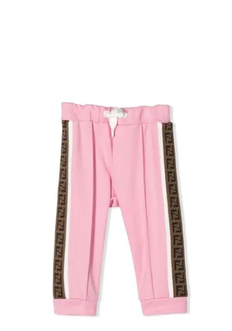 FENDI KIDS  FENDI KIDS | Trousers | BUF030 A69DF1BUD