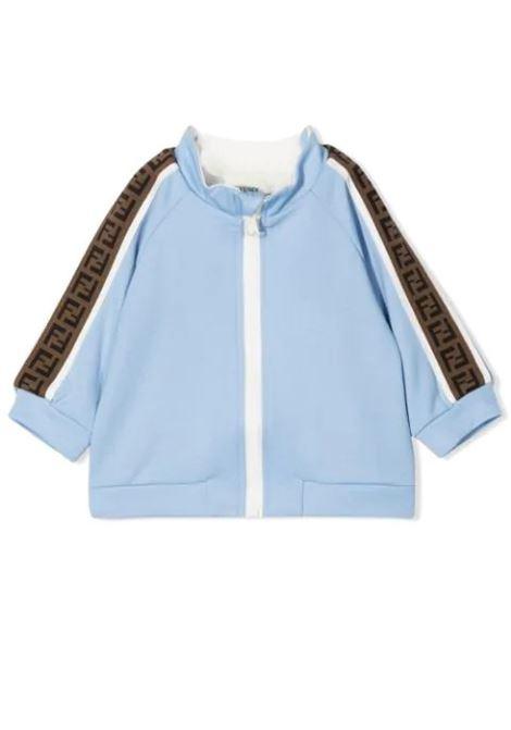 FENDI KIDS  FENDI KIDS | Sweatshirts | BUH023 A69DF1BUC
