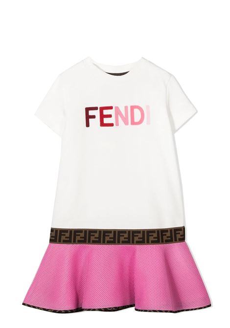 FENDI KIDS  FENDI KIDS | Dress | JFB381 ACZWF0YT7