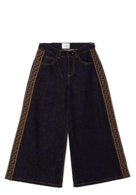 FENDI KIDS FENDI KIDS | Jeans | JFF203 A6IQF0QB0