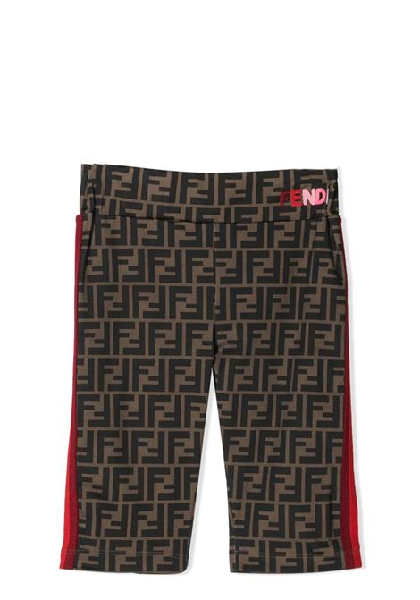 FENDI KIDS  FENDI KIDS | Leggings | JFF210 ADF3TF0E0X