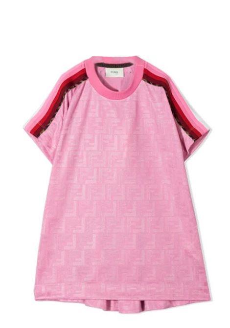 FENDI KIDS FENDI KIDS | T-shirt | JFI201 ACA3F1BUD