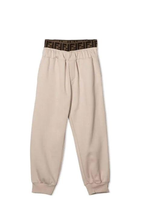 FENDI KIDS  FENDI KIDS | Trousers | JMF296 5V0F09EZ