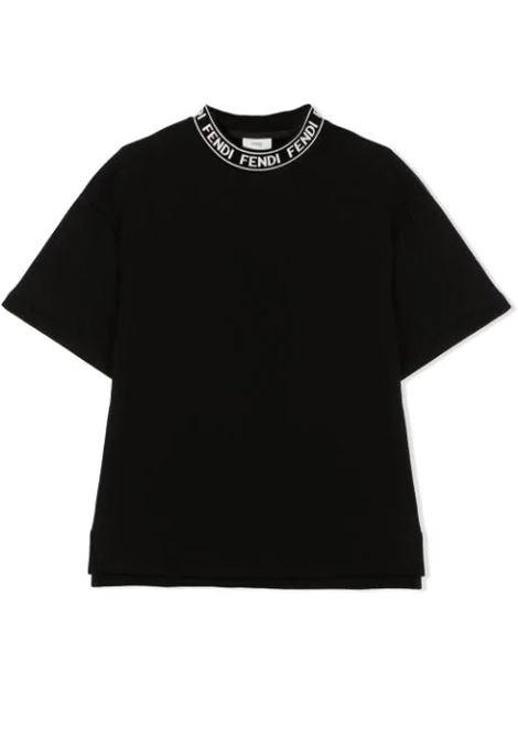 FENDI KIDS  FENDI KIDS | T-shirt | JMI330 5V0F0QA1
