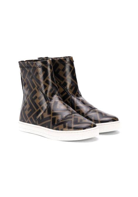 FENDI KIDS FENDI KIDS | Sneakers | JMR311 XXATF0R7V