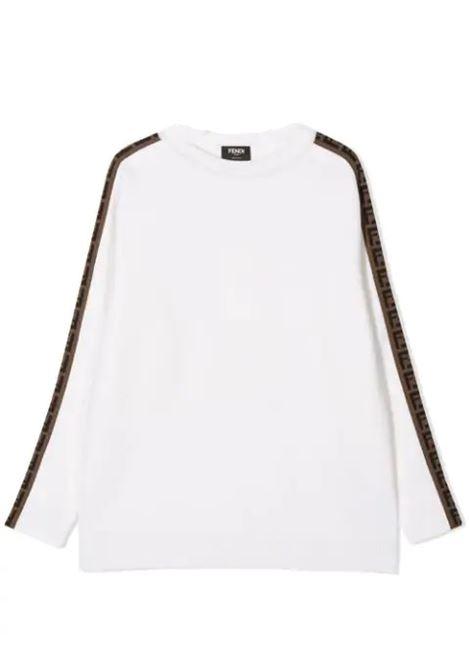 FENDI KIDS  FENDI KIDS | T-shirt | JUG003 A8L9F0TU9