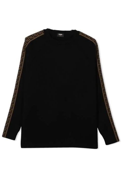 FENDI KIDS FENDI KIDS   Sweaters   JUG003 A8L9TF0QA1