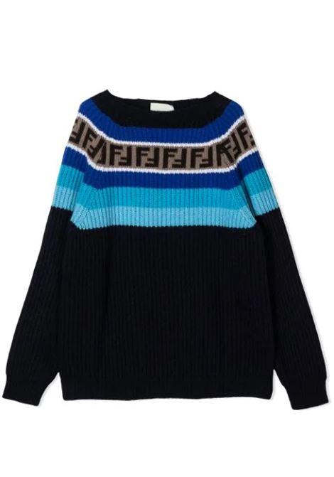 FENDI KIDS FENDI KIDS   Sweaters   JUG005 GM4TF0UD6