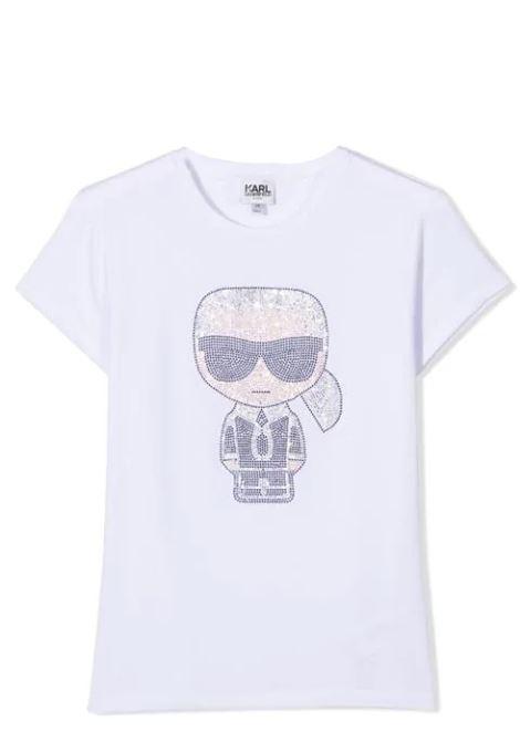 KARL LAGERFELD KIDS  KARL LAGERFELD KIDS | T-shirt | Z15253T10B