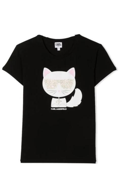 KARL LAGERFELD KIDS  KARL LAGERFELD KIDS | T-shirt | Z1525809B