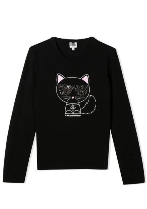 KARL LAGERFELD KIDS  KARL LAGERFELD KIDS | T-shirt | Z15260T09B
