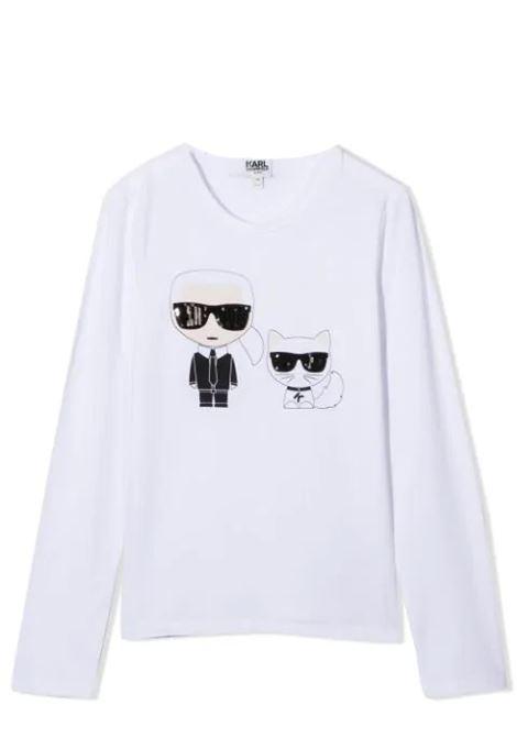 KARL LAGERFELD KIDS  KARL LAGERFELD KIDS | T-shirt | Z15287T10B