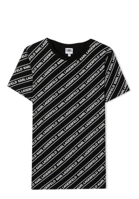 KARL LAGERFELD KIDS KARL LAGERFELD KIDS | T-shirt | Z25247TM41