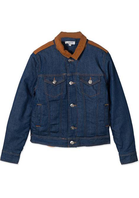 LANVIN ENFANT  LANVIN KIDS   Jacket   N26000Z10