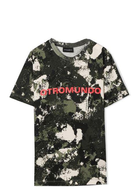MARCELO BURLON KIDS  MARCELO BURLON KIDS | T-shirt | 11110010TB045