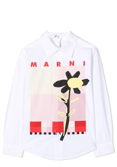 MARNI KIDS MARNI KIDS | Camicie | M002R7M00HCMC68F0M100