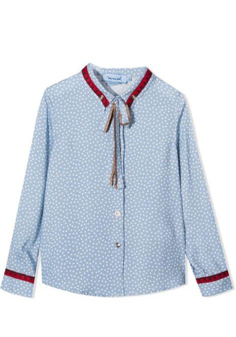 MIMISOL KIDS MIMISOL | Shirt | MFCA022-TS0354LTB