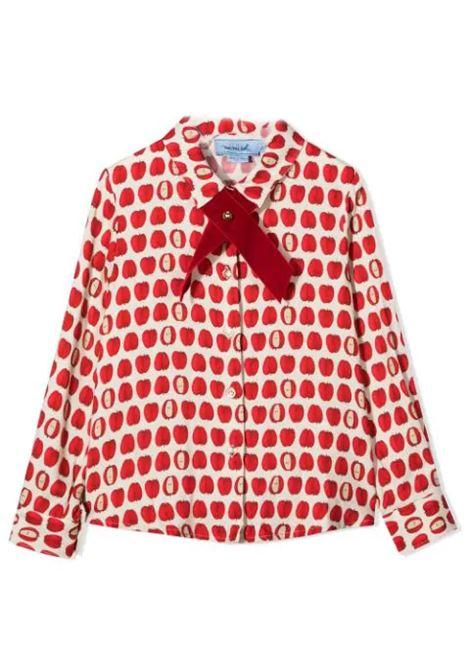 MIMISOL KIDS MIMISOL | Shirt | MFCA023-TS0396MLT