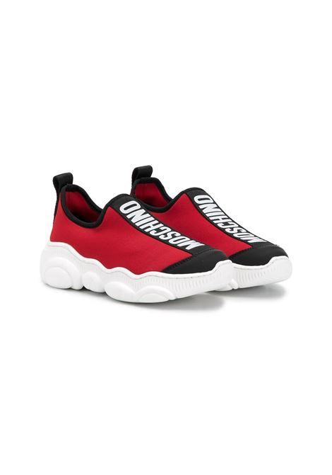 MOSCHINO KIDS MOSCHINO KIDS | Sneakers | 657262