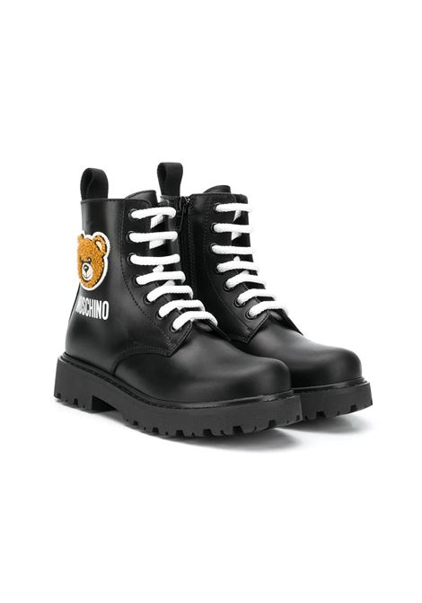 MOSCHINO KIDS  MOSCHINO KIDS | Little boots | 657591