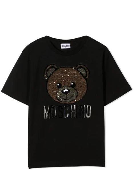 MOSCHINO KIDS MOSCHINO KIDS | T-shirt | H5M029LBA1260100