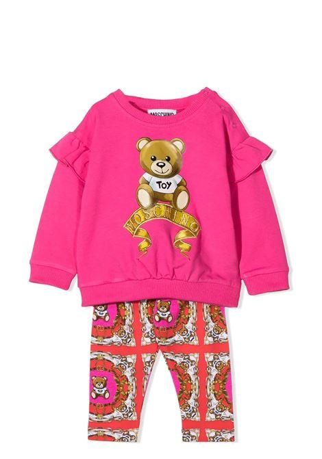 MOSCHINO KIDS MOSCHINO KIDS | Completi | MDK01PLBB4183233