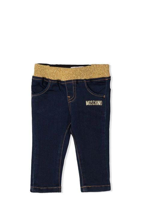 MOSCHINO KIDS MOSCHINO KIDS | Pantaloni | MDP02ILXE2440016