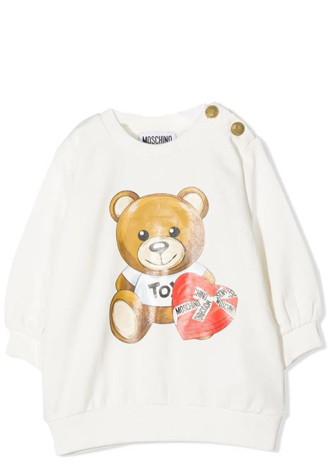 MOSCHINO KIDS MOSCHINO KIDS | Dress | MDV08GLDA1610063