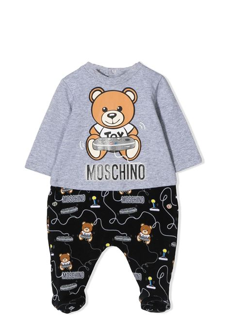 MOSCHINO KIDS MOSCHINO KIDS | Newborn jumpsuits | MUT01PLBB3884502