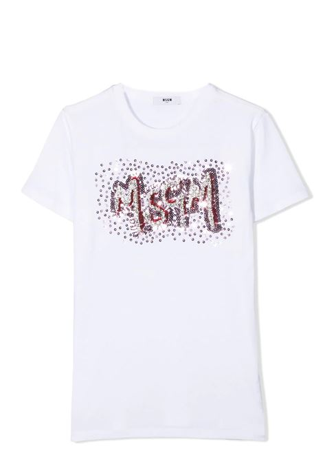 MSGM KIDS MSGM KIDS | T-shirt | 025170001