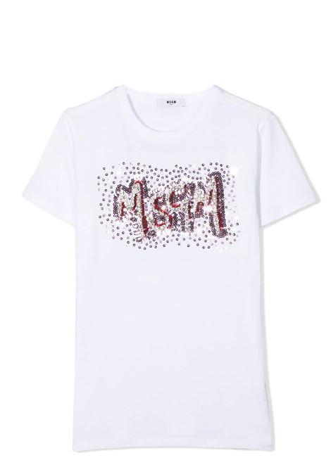 MSGM KIDS MSGM KIDS | T-shirt | 025170T001