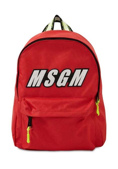 MSGM KIDS MSGM KIDS | Zaini | 025236040