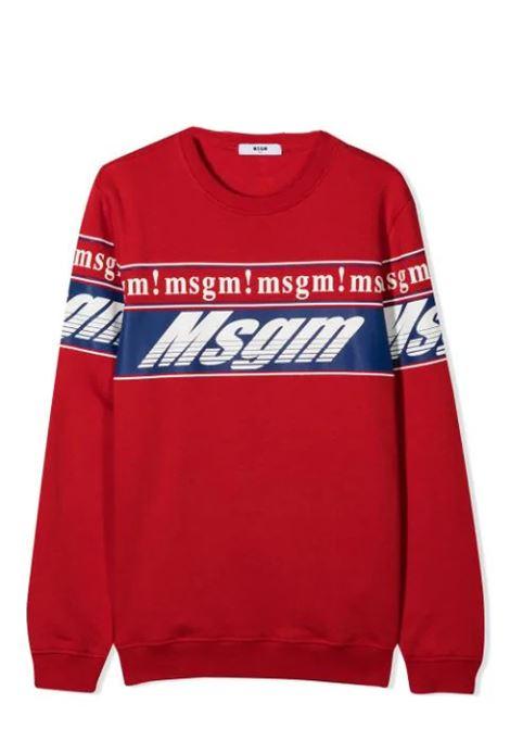 MSGM KIDS MSGM KIDS | Sweatshirts | 025661T040