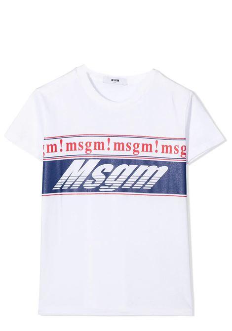 MSGM KIDS MSGM KIDS   T-shirt   025665T001