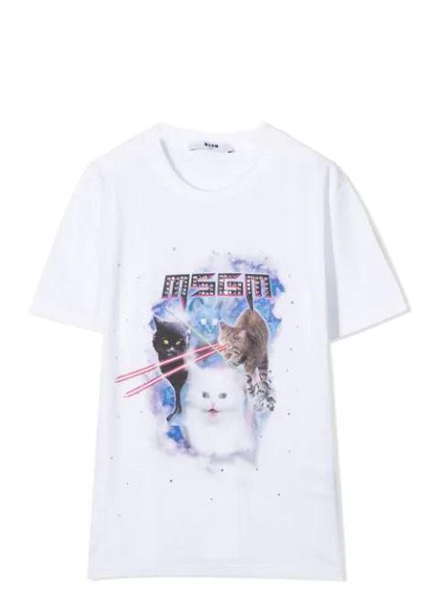 MSGM KIDS MSGM KIDS | T-shirt | 025861001